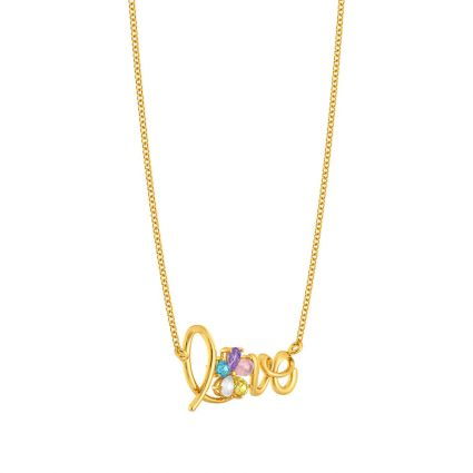 The L word Necklace