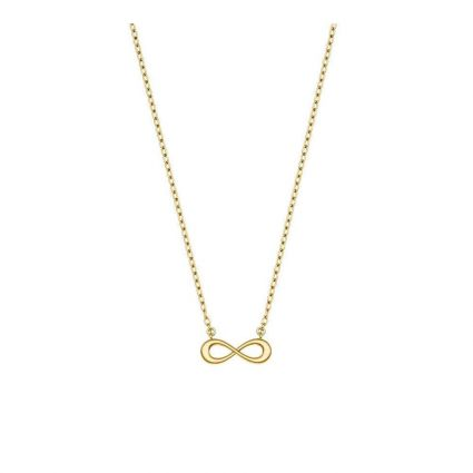 Small Classic Infinity Necklace