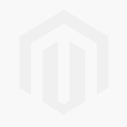 My Heart Word Necklace, in 18 K yellow gold and rubies