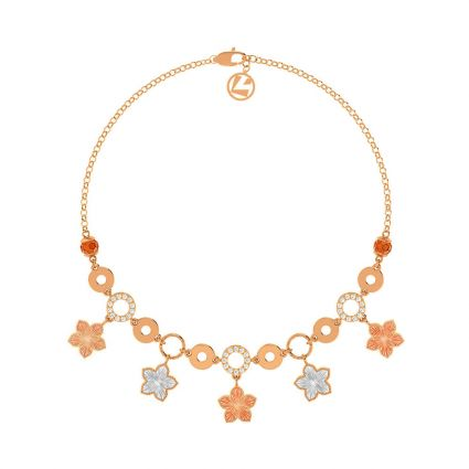 Shining Stars bracelet in 21K yellow gold